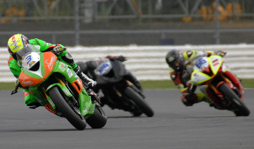 Mistake Proves Costly For James Westmoreland At Silverstone