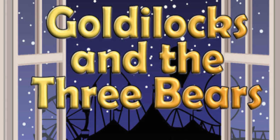 Goldilocks and The 3 Bears To Be Brought To Life By BMT