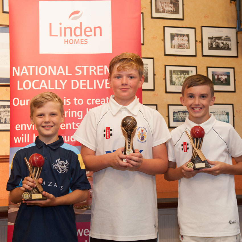 Howzat! Driffield's Young Cricketers Awarded Boost From House Builder