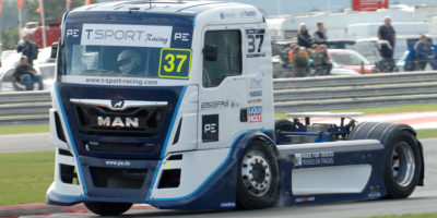Victory For T Sport Racing and Terry Gibbon At Snetterton