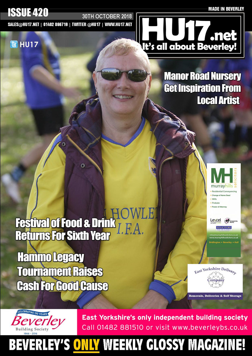 HU17.net Magazine Issue 420