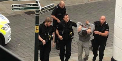 Man Armed With Axe Arrested in Beverley