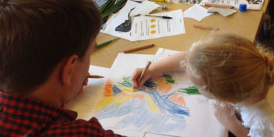Join In The Big Draw This Saturday At The Treasure House In Beverley