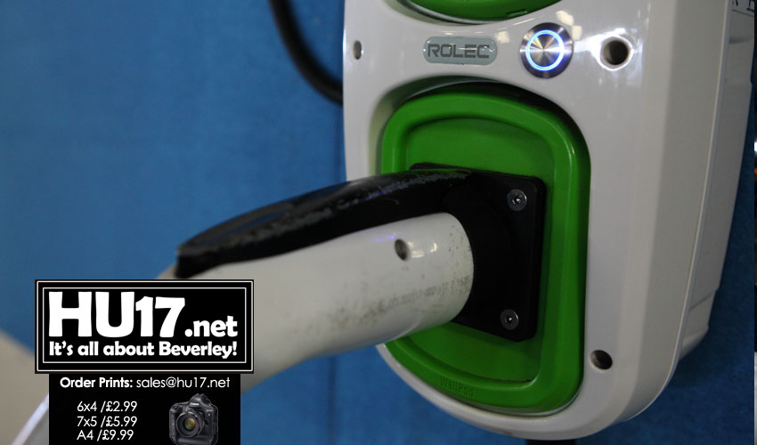 Beverley To Be Considered To Get More Electric Vehicle Charging Points
