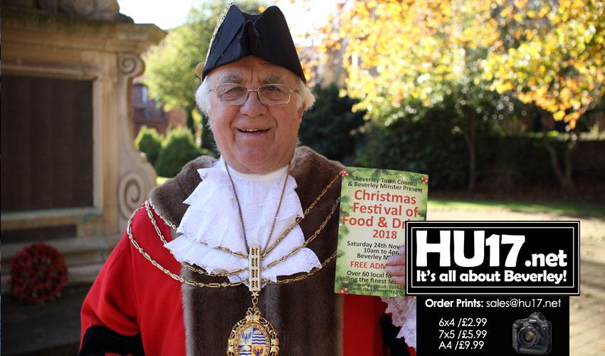 Beverley Minster Welcomes Back Festive Food And Drink Festival