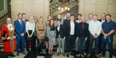 Apprentices Within Local Region Celebrated At Awards Night In Hull