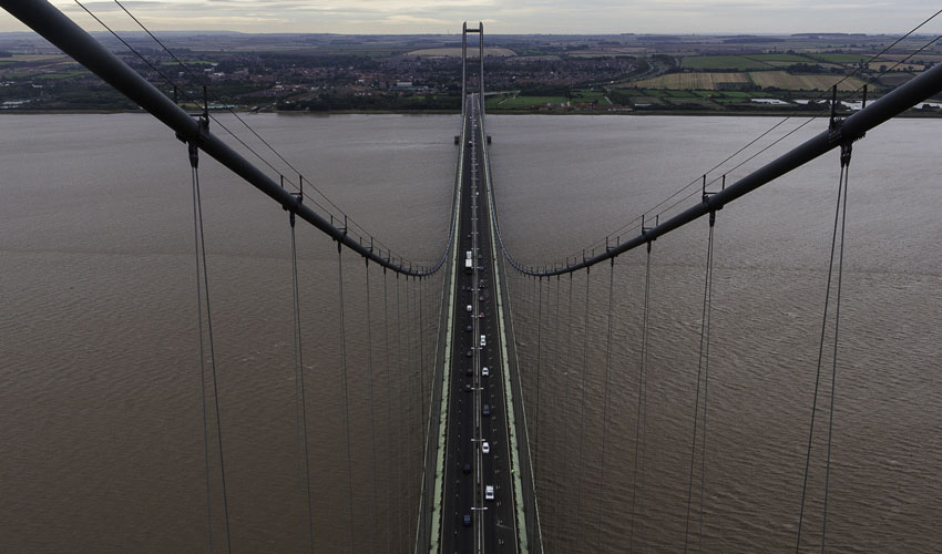 Humber Bridge Could Soon Become An Attraction For Thrill Seekers