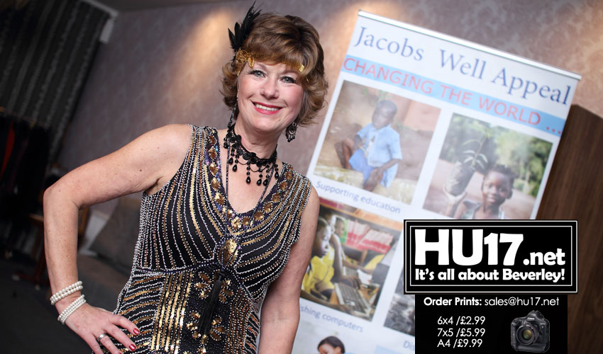 Jacob's Well Appeal Charity Ball Held At Lazaat Raises Over £9,000