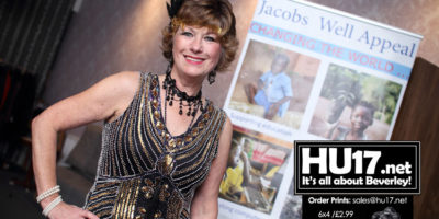 Jacob's Well Appeal Charity Ball Held At Lazaat Raises Over £9,0000