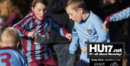 GALLERY : Beverley Town Tigers U10s  Vs AFC Tickton Colts