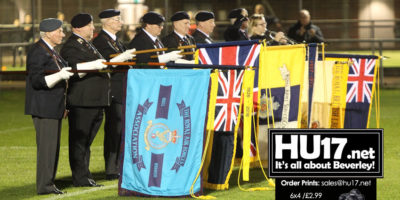 Royal Air Force Score Five And Win The Royal British Legion Cup