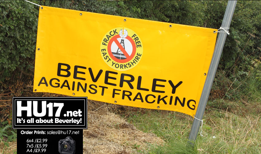Frack Free East Yorkshire To Hold Peaceful Protest In Beverley