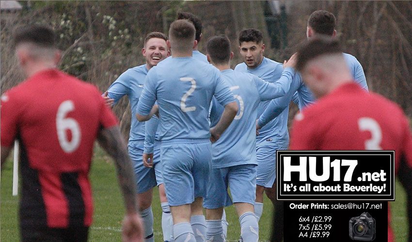 Beverley Town Beat Rangers To Go Second In Humber Premier League