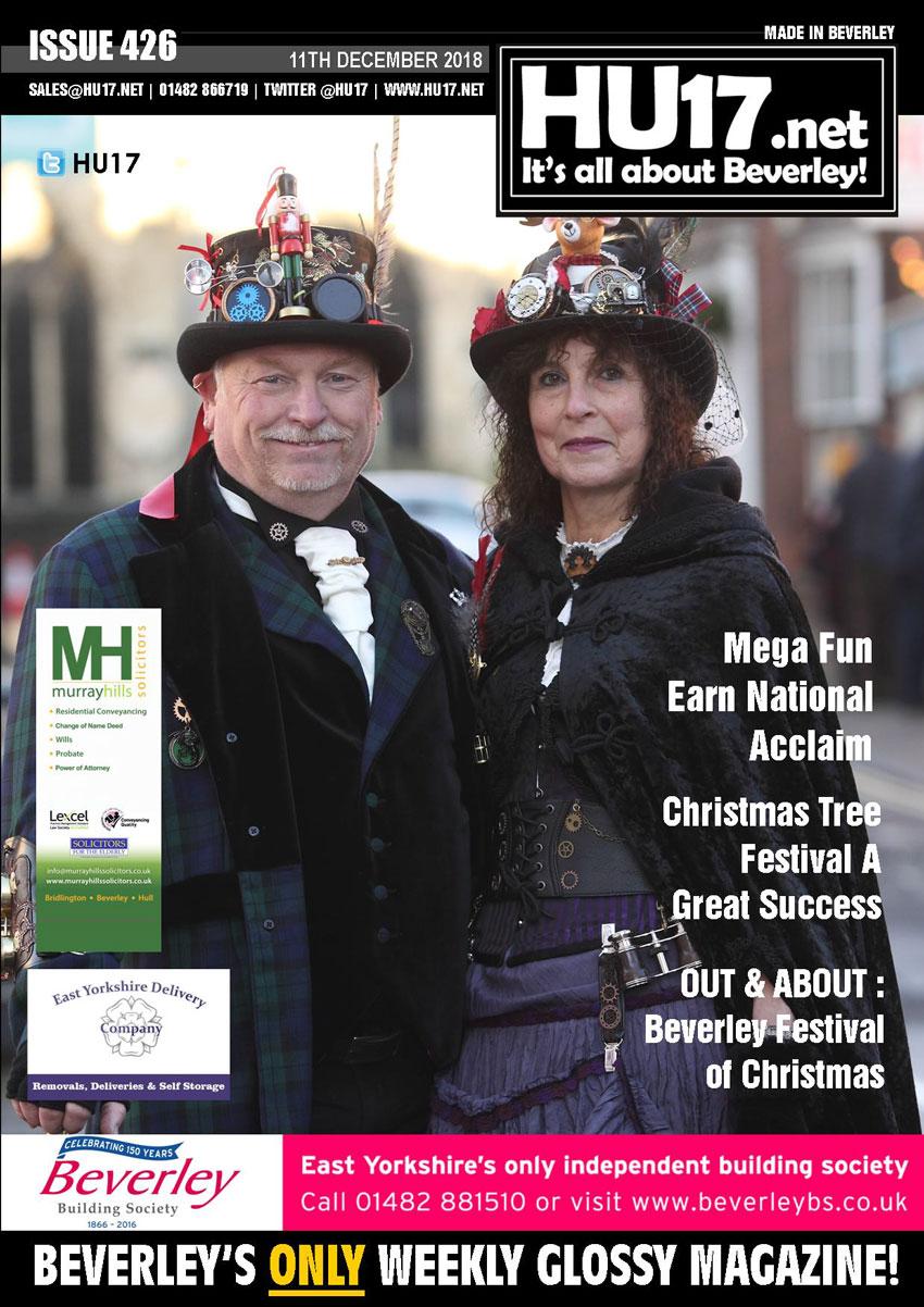 HU17.net Magazine Issue 426