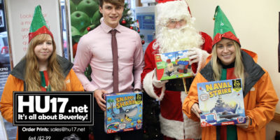 Mission Christmas Deposit Your Gifts At Beverley Building Society