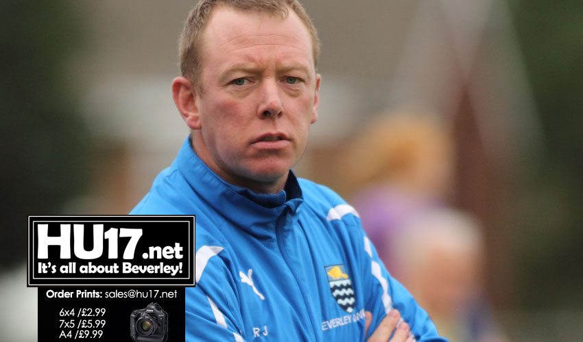 Rich Jagger Calls For Reaction From His Players As They Host Reckitts