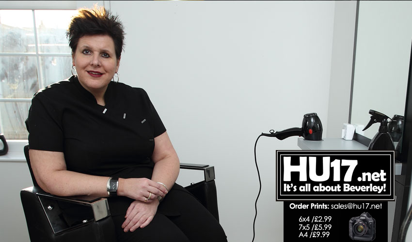 Jane Williams Launches Hair Room After Decades Of Working in Beverley