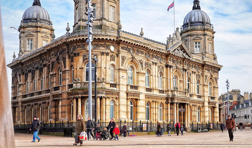 Hull Maritime Museum To Ramp Up Access To Striking Building