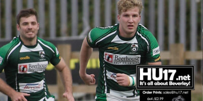 Beverley Get Second Half Of Their Season With Victory Over Pontefract