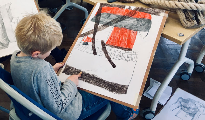 Become A Young Creative - Exciting New Art Sessions