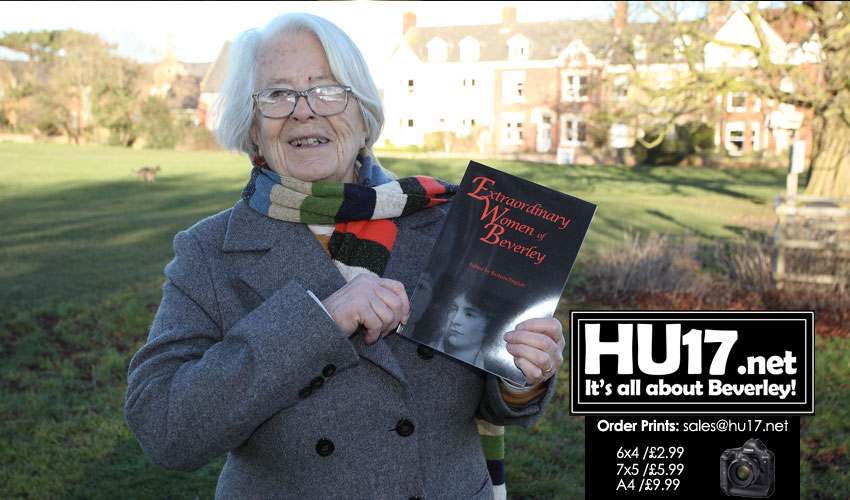 Beverley Civic Society Publish Book Of Extraordinary Women of Beverley