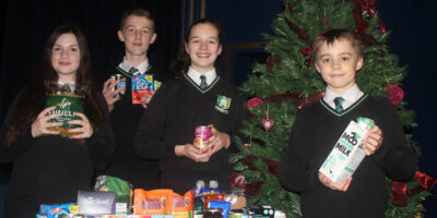 Longcroft School Supports The East Riding Food Bank