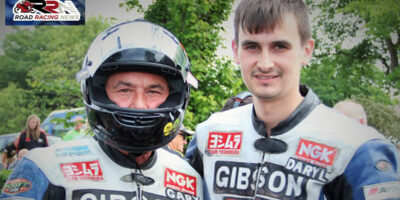 Gibson's Look Forward Too Third TT Tenure