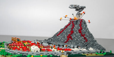 Lego Exhibition Goes On Display In Hull This Weekend