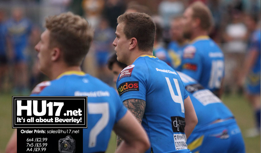 Blue & Golds Dumped Out Of Challenge Cup In Opening Round