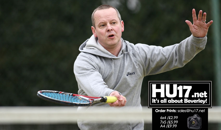 Tennis Sessions Served Up In Withernsea