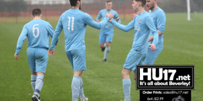 Beverley Town Draw With Champions Chalk Lane At Norwood