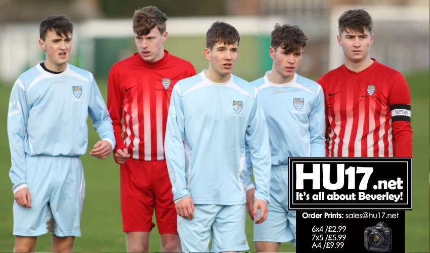 GALLERY : Beverley Town Blues Vs Beverley Town U17s