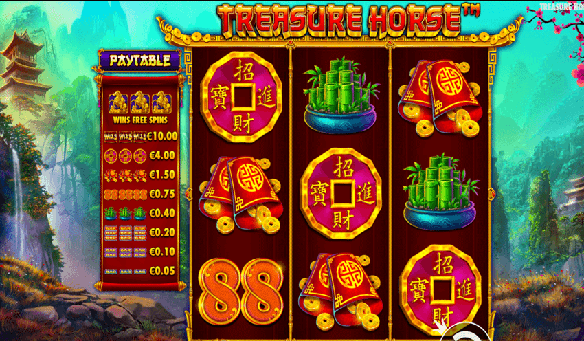 Treasure Horse Game by Pragmatic Play Set to Debut in January