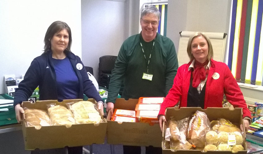 Community Food Connection Programme Serves Up Thousands Of Meals