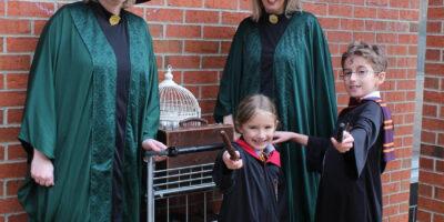 Retail Park Offering A Spellbinding Hogwarts Half-Term