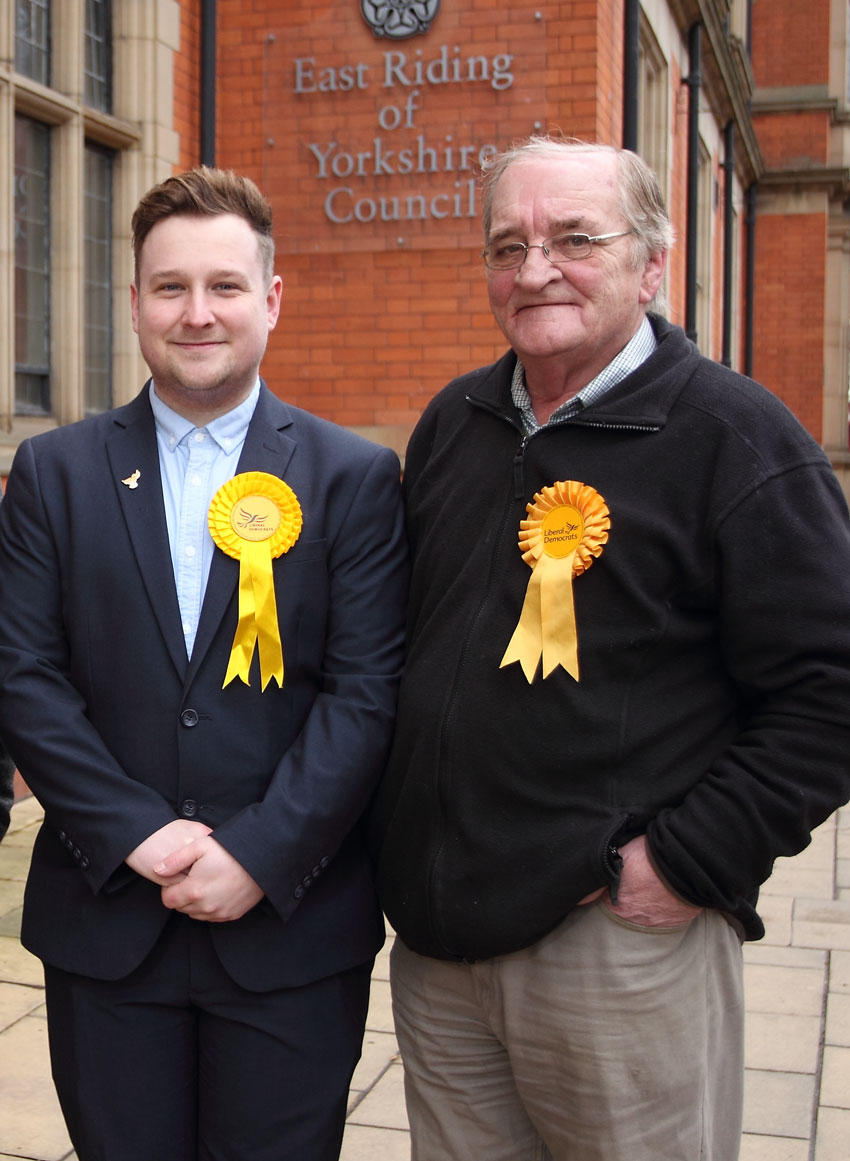 Liberal Democrats Welcome Former Labour Members Into The Fold