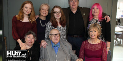 OUT & ABOUT : Pat Nolan's 90th @ The Beverley Arms Hotel