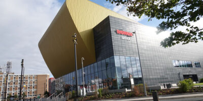 Bonus Arena Shortlisted For Prestigious Awards