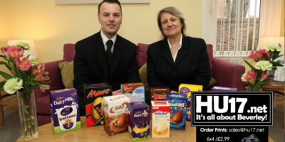 Frank Stephenson & Son Funeral Directors Back Local Foodbank