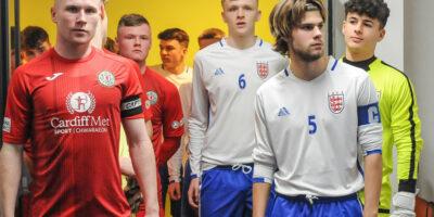 Bishop Burton College Footballer Named As England's Captain
