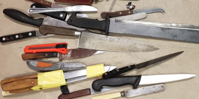 Beverley Surrenders More Knives Than Hull Per Resident During Amnesty