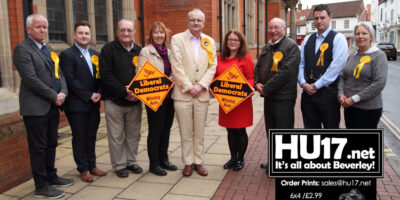 Liberal Democrats First Out Of The Blocks At ERYC Local Election