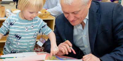Educare Nursery Says It Was A Pleasure To Host MP