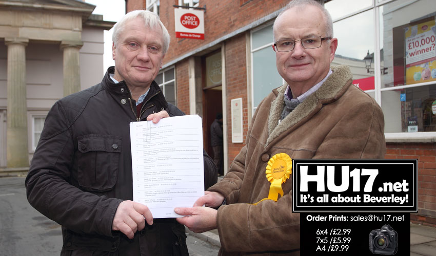 Post Office Bosses Say Feedback And Petition Are Being Reviewed