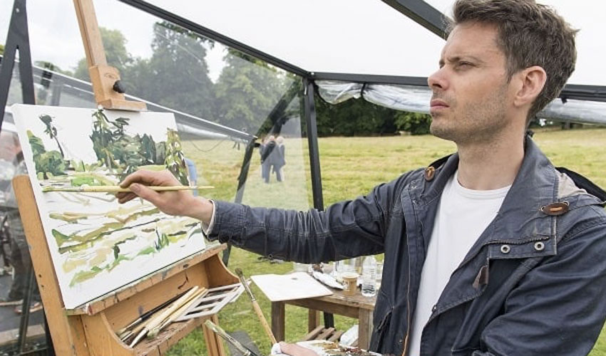 Award Winning Sky Arts Artist Joins Festival Lineup