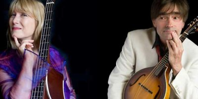 Simon Mayor And Hilary James Bring 'A Riot Of Music And Humour' To Beverley This Week