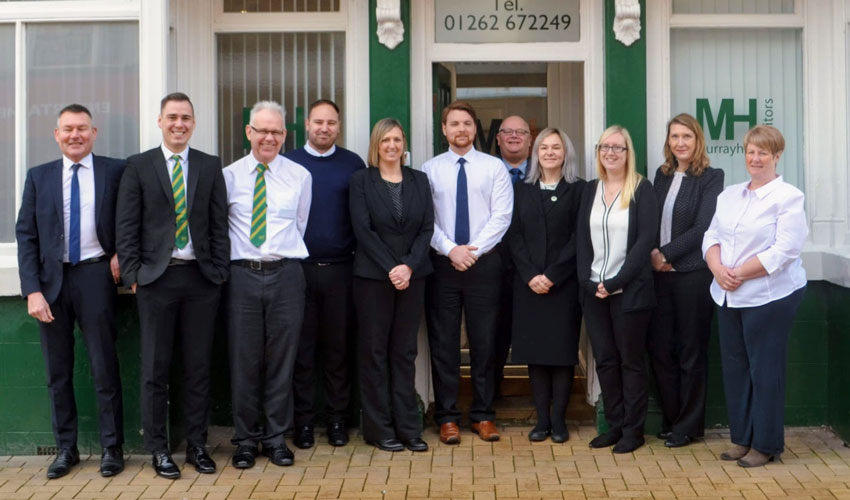Local Law Firm Celebrate A Hat Trick Of Achievements