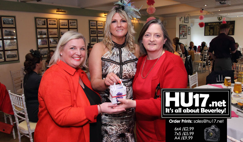 Rugby Club Delighted With Successful Ladies Day Event
