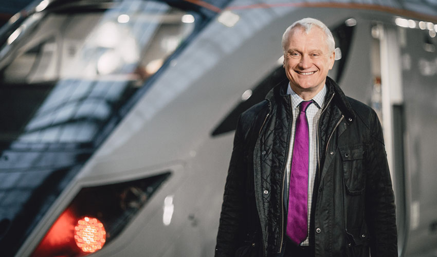Hull Trains Upgrade Is A Milestone Moment Says MP