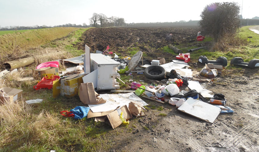 Fly-Tipping In Hull On Downward Trend But Still Costing The City A Fortune